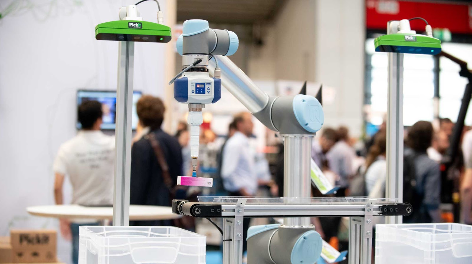 Cobots: A Growth Market Within A Growth Market