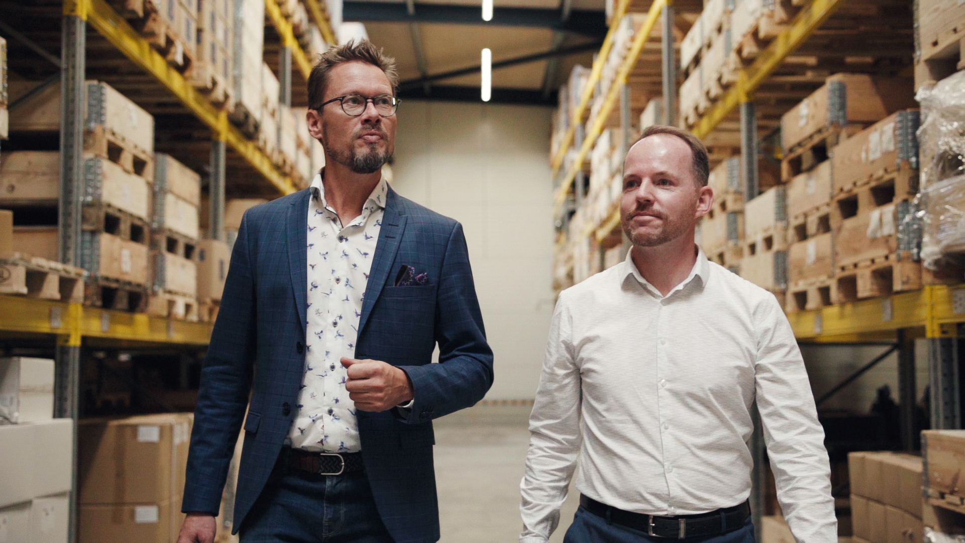 Why this Danish CEO believes automation is the future