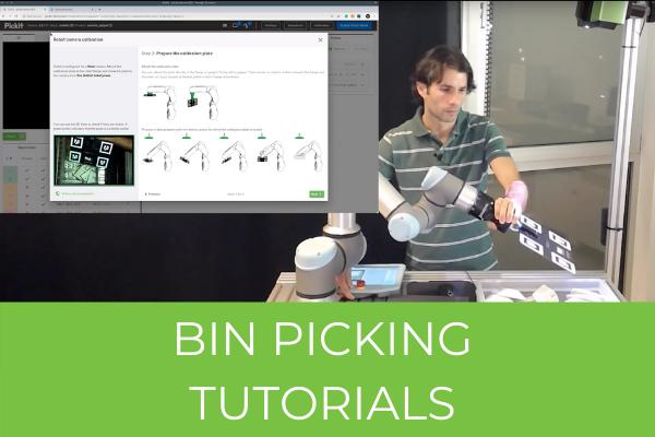 Online course on bin picking